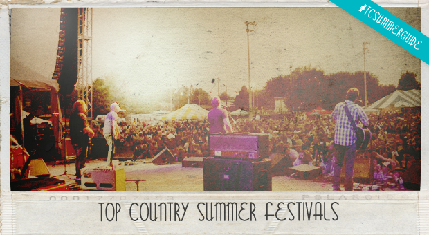 Top Country Summer Festivals
