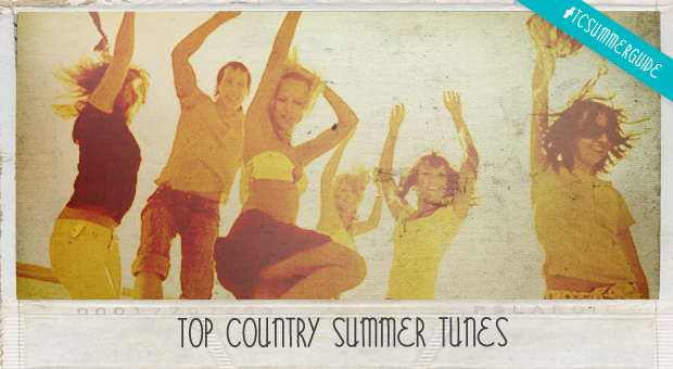 Top Country Summer Tunes