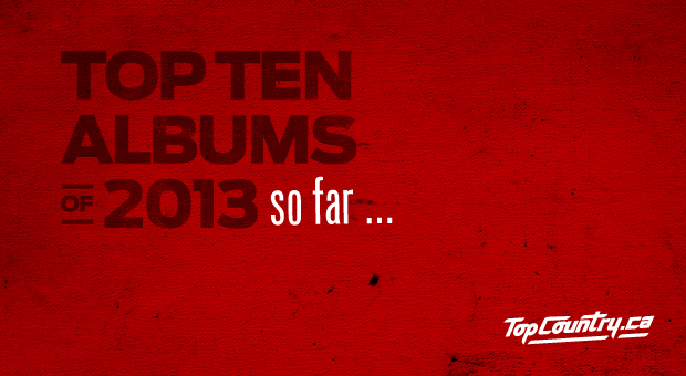 Top10albumsof2013sofar