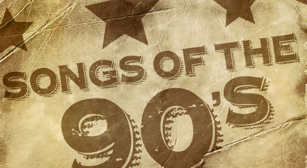 Vote Songs Of The 90s