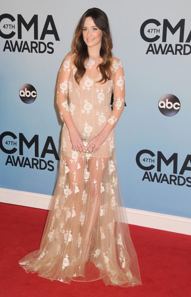 Arrivals at the 47th CMA Awards