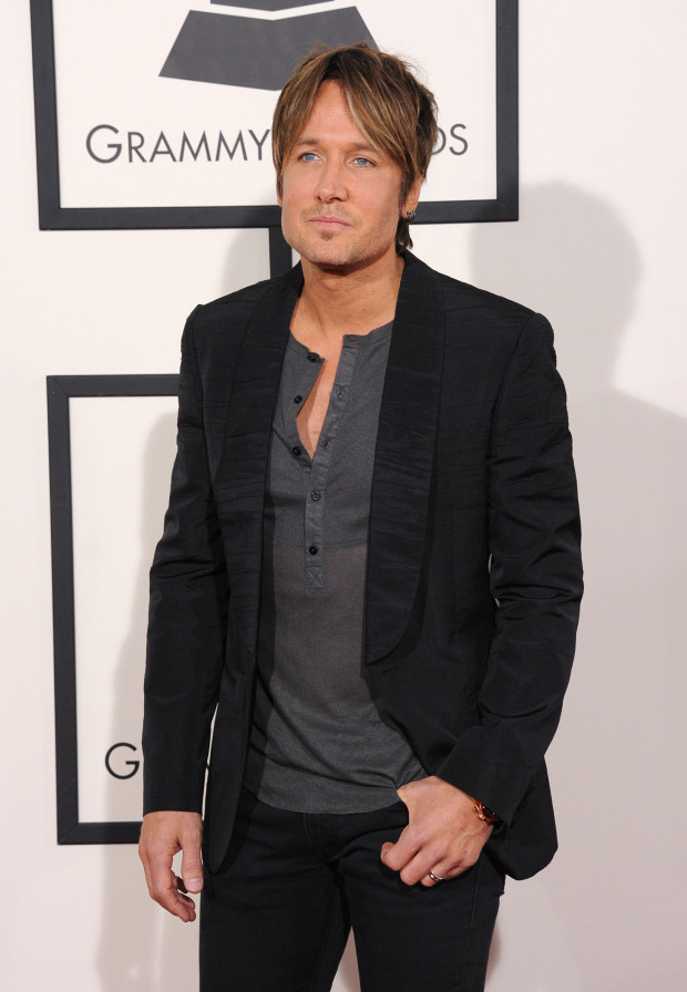 Grammy Awards 2014 - Keith Urban