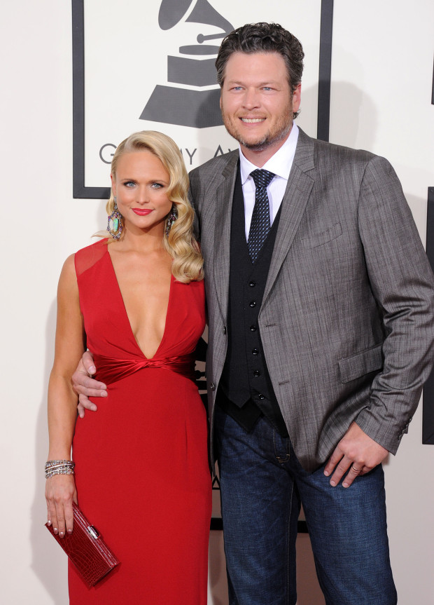 Grammy Awards 2014 - Miranda & Blake
