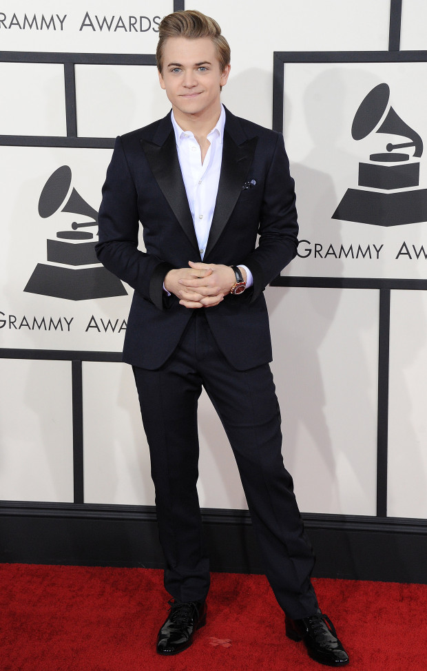 56th Annual Grammy Awards - Hunter Hayes