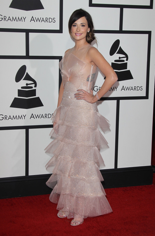 The 2014 Grammy Awards Arrivals - Kacey Musgraves