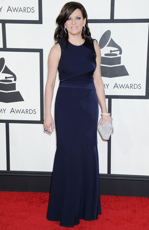 The 56th Annual Grammy Awards - Martina McBride