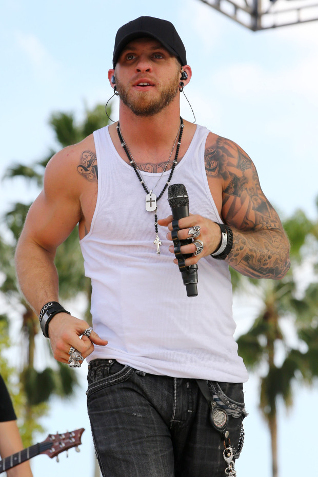 Brantley Gilbert KISS Country Chili Cookoff
