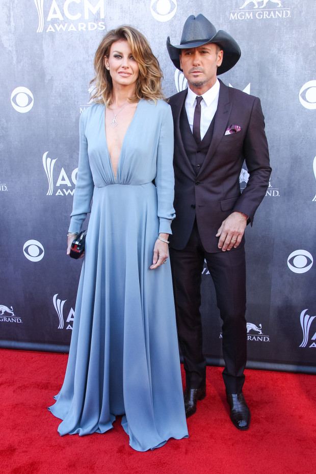 Faith Hill & Tim McGraw -  49th Annual Academy Of Country Music Awards