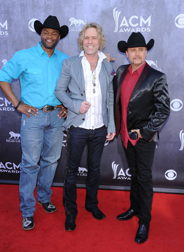 Big & Rich - Cowboy Troy - The 49th Academy of Country Music Awards
