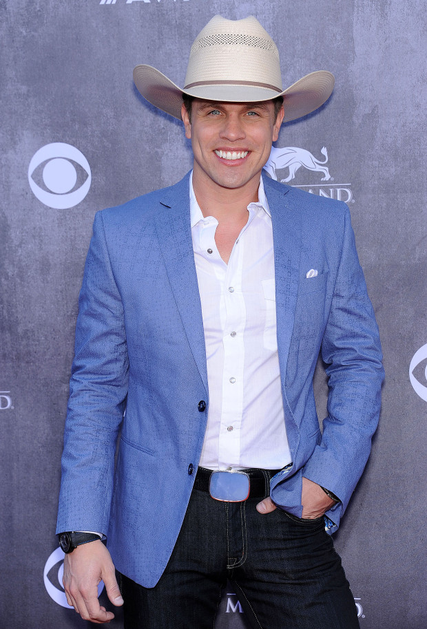 Dustin Lynch - The 49th Academy of Country Music Awards
