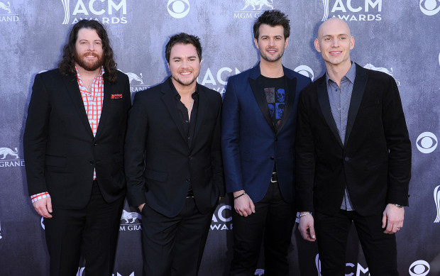 Eli Young Band - The 49th Academy of Country Music Awards