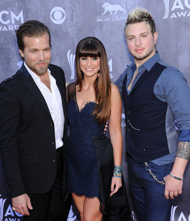 Gloriana - The 49th Academy of Country Music Awards