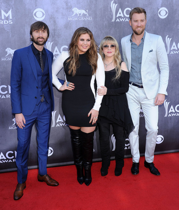 Lady Antebellum & Stevie Nicks - The 49th Academy of Country Music Awards