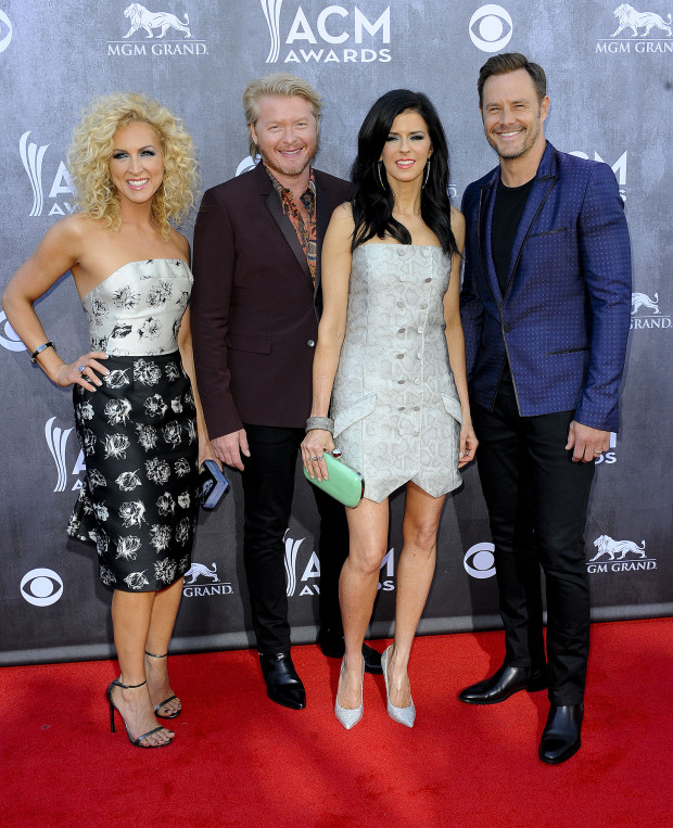 Little Big Town - The 49th Academy of Country Music Awards