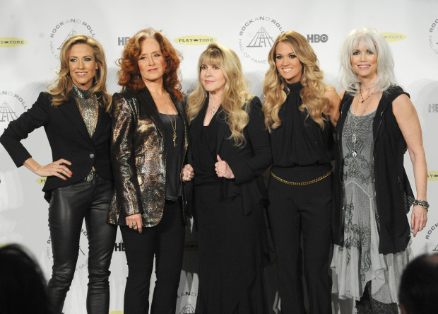 2014 Rock-n-Roll Hall Of Fame Induction