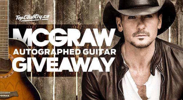 TimMcGraw_GuitarGiveaway