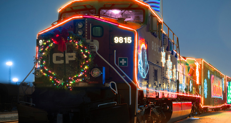 CP Holiday Train 2014
