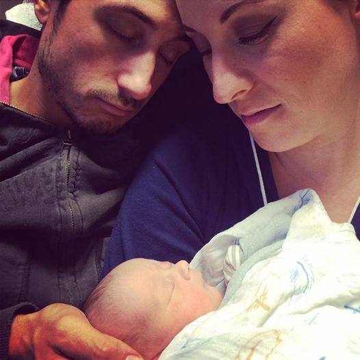 Amanda Wilkinson Amp Husband Welcome New Baby Boy