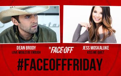 Dean Brody vs. Jess Moskaluke