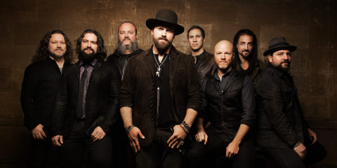 Zac Brown Band Jekyll + Hyde Tour Photo 2015-2