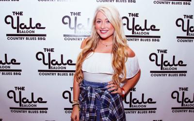 Madeline Merlo Yale Saloon
