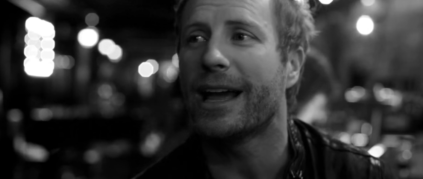 dierks bentley what the hell did i say music video
