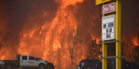 fort mcmurray fire relief