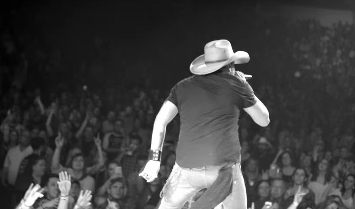 Jason Aldean - Lights Come On Music Video