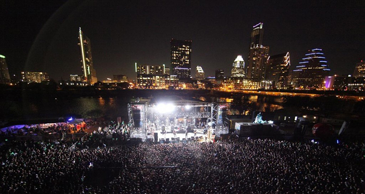 Top Country American Cities to Visit - Austin Texas - SXSW