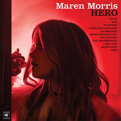 Maren Morris - 80s Mercedes Top Country Favourites of 2016