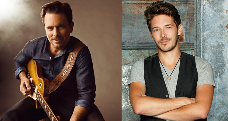 Sam Palladio & Charles Esten Nashville