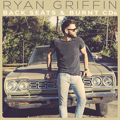 Ryan Griffin - Back Seat & Burnt CDs