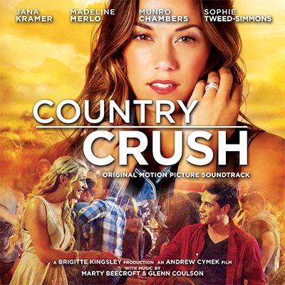 Country Crush Soundtrack - New Country Releases - Madeline Merlo