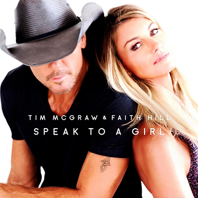 Tim McGraw and Faith Hill Speak To A Girl