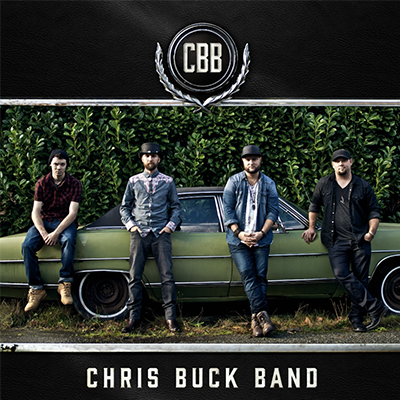 Chris Buck Band - Album 400x400