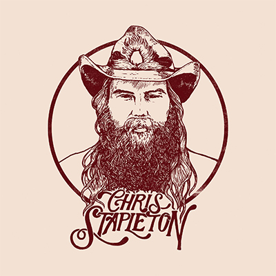 Chris Stapleton Broken Halos - From A Room - New Country Releases