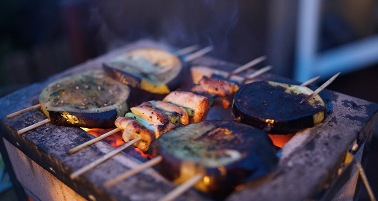 Barbecue - Camping