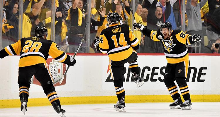 Game 7 - Ottawa Senators vs Penguins
