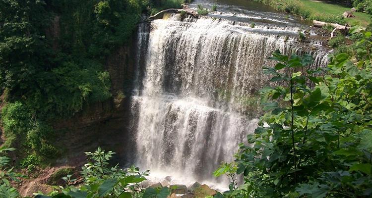Webster Falls - Spencer Creek Gorge