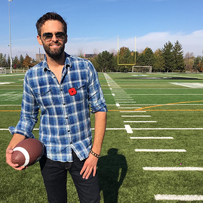 Dean Brody Canada Day Must-Haves