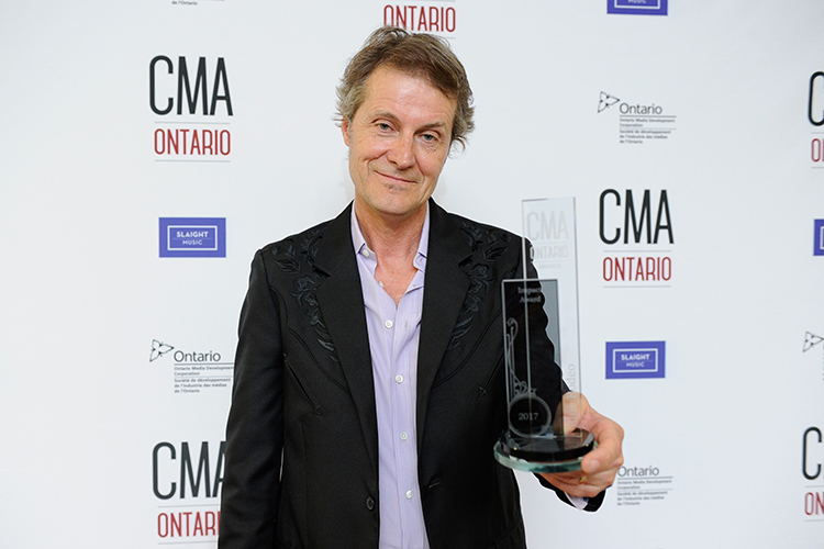 Jim Cuddy Blue Rodeo CMAONTARIO