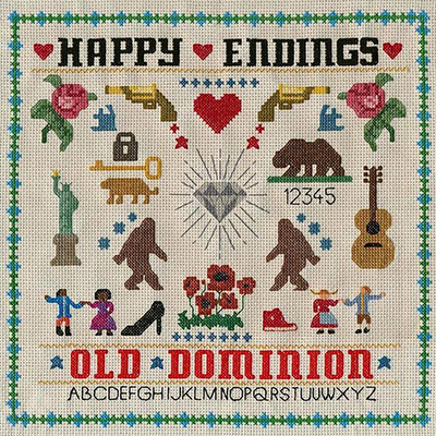 Old Dominion Written In The Sand
