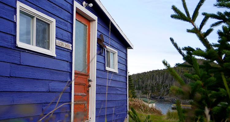 Newfoundland Barn Airbnb 750x400