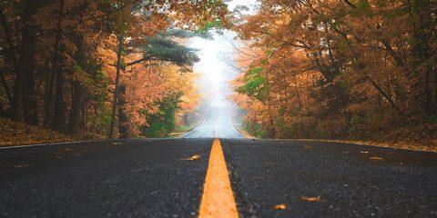 Road Trip Planner Fall Canada