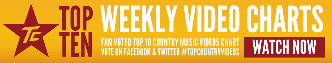 Top Country Music Videos Chart