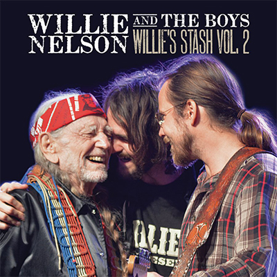 Willie Nelson and the boys Willie's stash vol 2