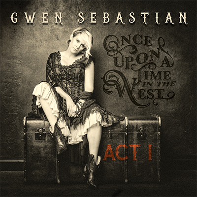 Gwen Sebastian Once upon a time in the west