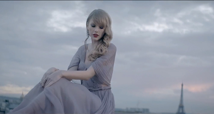 Taylor Swift Begin Again Music Video - Top Country Songs