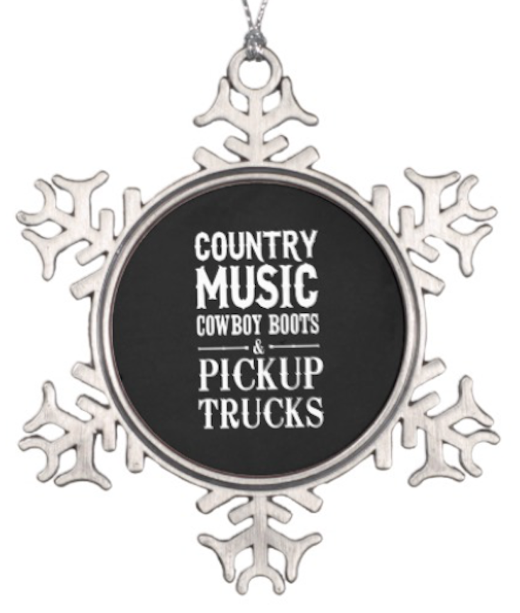 country music christmas decorations_4