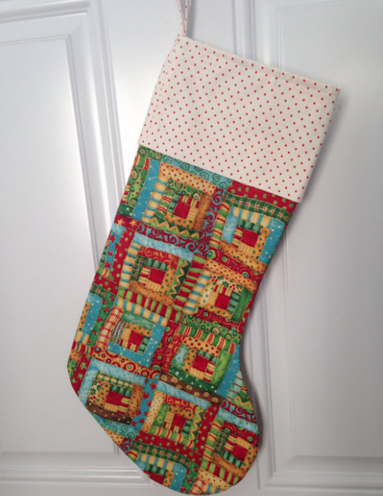 country themed stockings Christmas